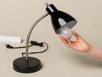 lamp and lightbulb
