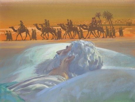 Lehi's dream of journey