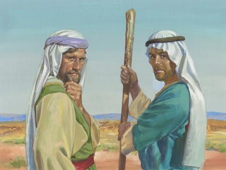 Laman and Lemuel