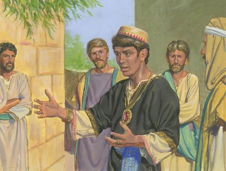 Sherem teaching