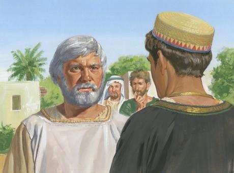Jacob and Sherem