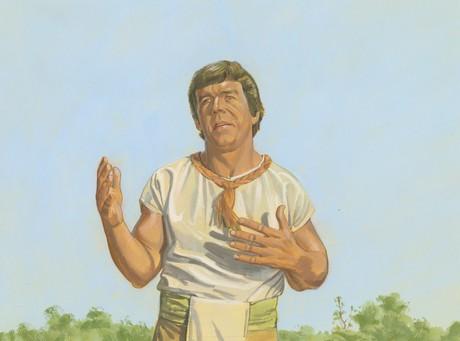 Ammon preaching