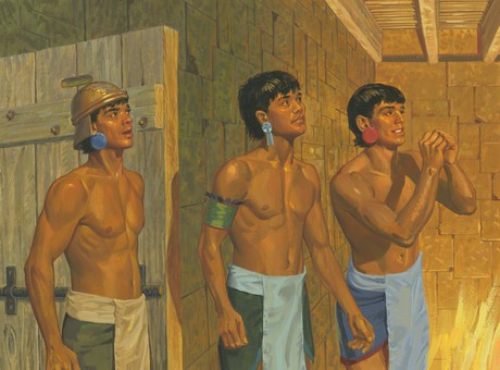 three Lamanites