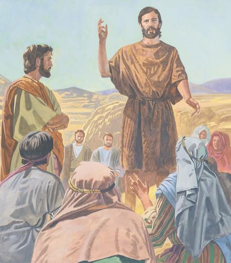 El bautismo en el Nombre de Jesús