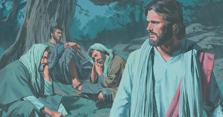Chapter 51 Jesus Suffers In The Garden Of Gethsemane