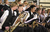 youth with brass instruments