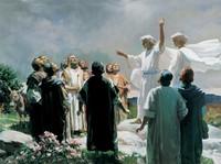 The Ascencion of Jesus