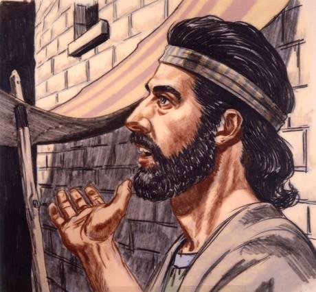 Enoch teaching
