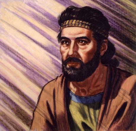 Enoch receiving vision