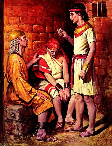 Chapter 13 Joseph In Egypt