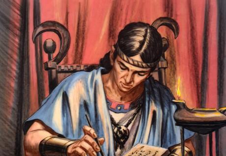 Capitulo 29 El Rey David
