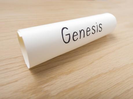 scroll of Genesis