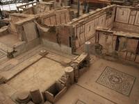 remains of Roman-era house