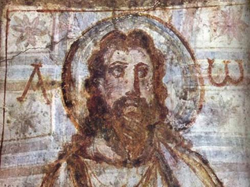 painting of Jesus Christ