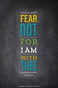 fear not wallpaper