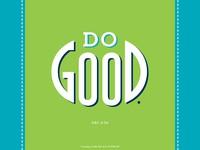 do good wallpaper