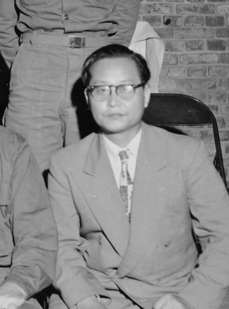 picture of Dr. Kim Ho Jik