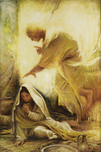 Blessed Art Thou among Women