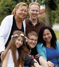 second Swedish family