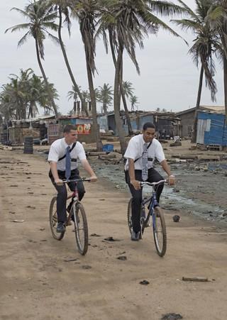 elder missionaries in West Africa