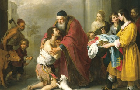The Return of the Prodigal (Murillo)