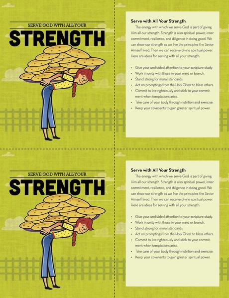 strength card 2-up