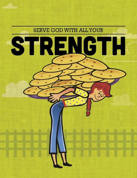 strength card