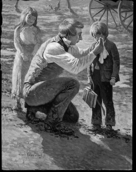 Prophet Joseph with children
