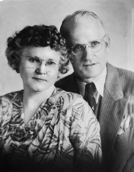 John and Nellie Hunter