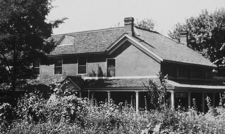 Joseph F. Smith home