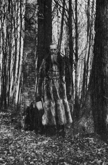Smith in fur coat