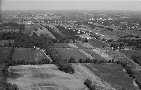 aerial Smith farm