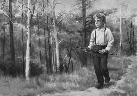 Joseph Smith as boy
