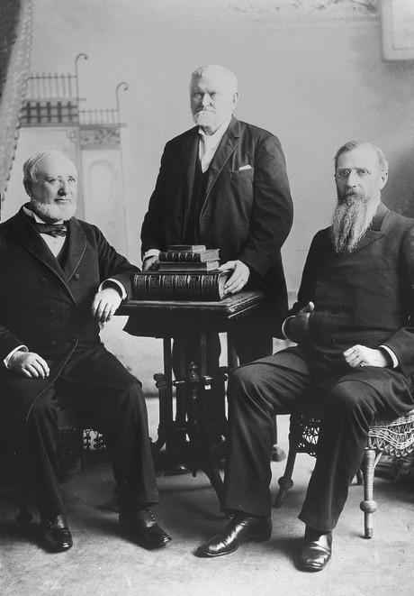 Woodruff Presidency