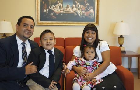Calderón family