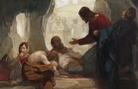Christ among the Lepers