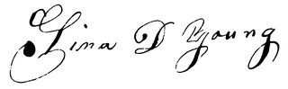 Zina D. H. Young's signature