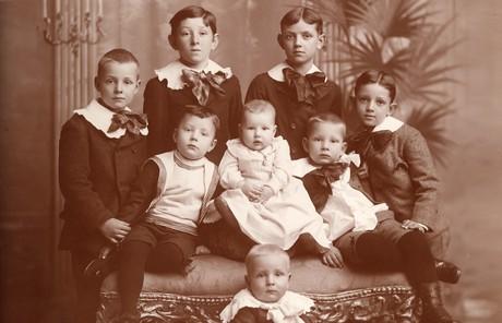 sons of Joseph F. Smith