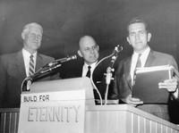 William E. Berrett, A. Theodore Tuttle, and Boyd K. Packer
