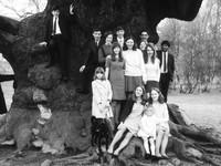 group of British seminary students