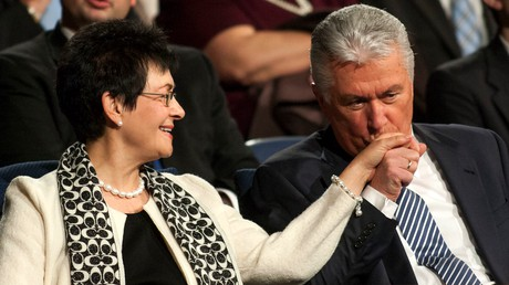 President and Sister Uchtdorf