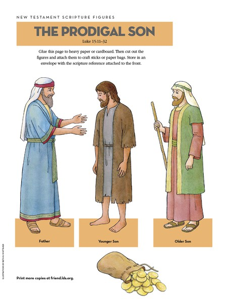 The Prodigal Son - friend