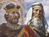 King David, Abraham