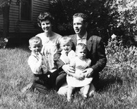 Dale T. Tingey and family