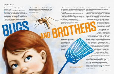 Bugs and Brothers