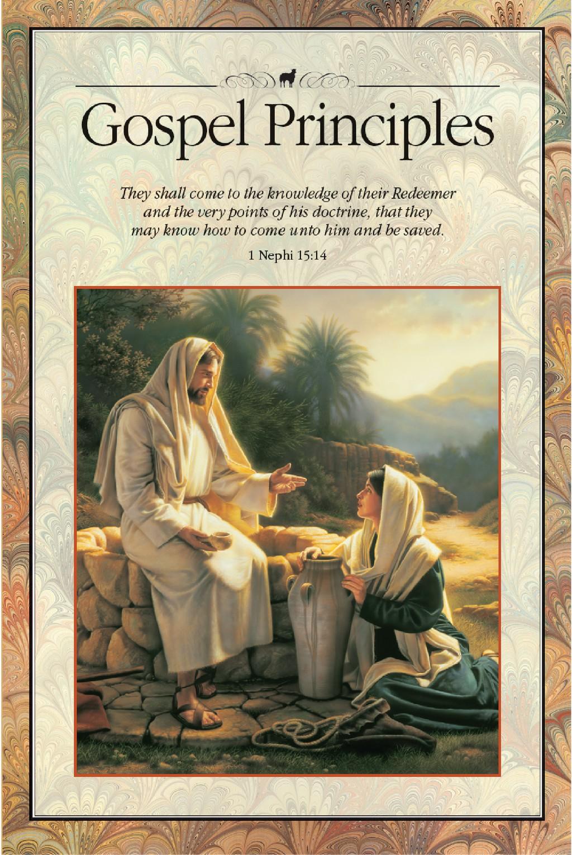 Gospel Principles
