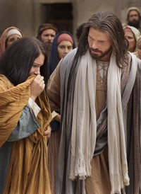 Christ forgiving