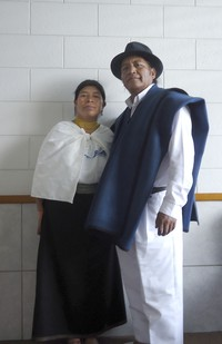 couple from Ecuador