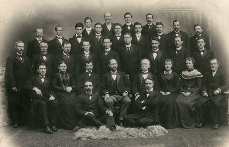missionaries in British Mission