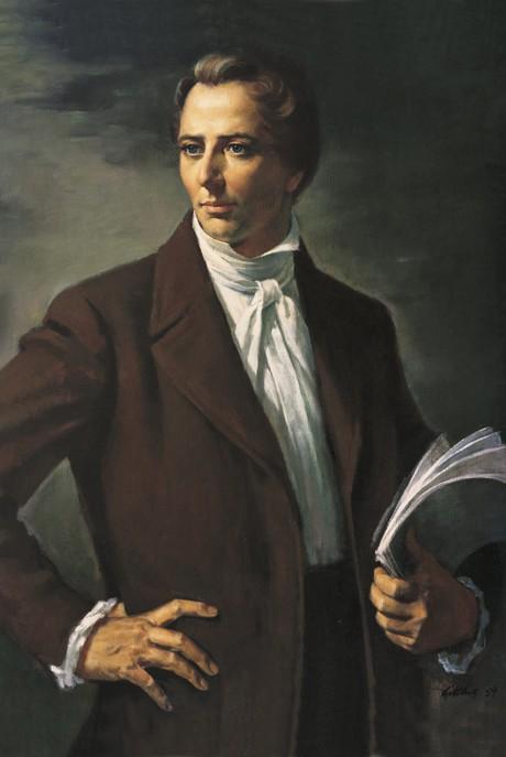 Profeetta Joseph Smith.